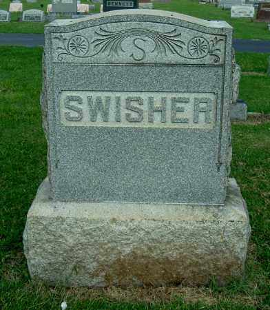 SWISHER, FAMILY (JAMES) - Gallia County, Ohio | FAMILY (JAMES) SWISHER - Ohio Gravestone Photos
