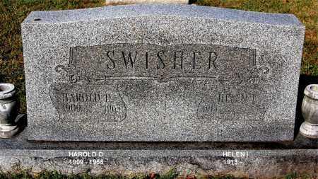 SWISHER, HELEN I - Gallia County, Ohio | HELEN I SWISHER - Ohio Gravestone Photos