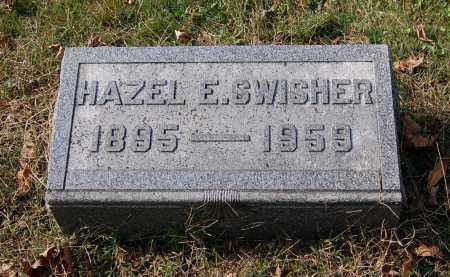 SWISHER, HAZEL E - Gallia County, Ohio | HAZEL E SWISHER - Ohio Gravestone Photos