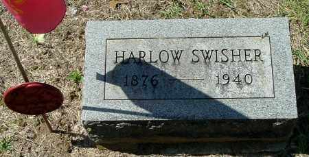 SWISHER, HARLOW - Gallia County, Ohio | HARLOW SWISHER - Ohio Gravestone Photos