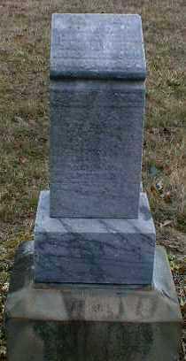 SWISHER, IVA - Gallia County, Ohio | IVA SWISHER - Ohio Gravestone Photos