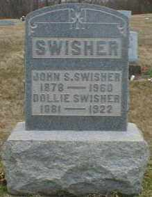 SWISHER, DOLLIE - Gallia County, Ohio | DOLLIE SWISHER - Ohio Gravestone Photos