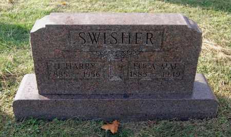 SWISHER, J. HARRY - Gallia County, Ohio | J. HARRY SWISHER - Ohio Gravestone Photos