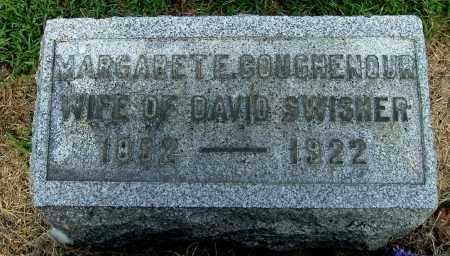 COUGHENOUR SWISHER, MARGARET E - Gallia County, Ohio | MARGARET E COUGHENOUR SWISHER - Ohio Gravestone Photos