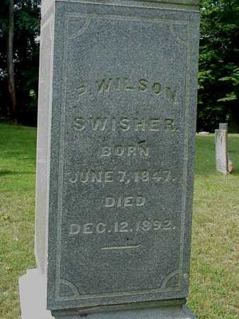 SWISHER, P. WILSON - Gallia County, Ohio | P. WILSON SWISHER - Ohio Gravestone Photos