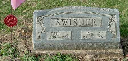 SWISHER, IVA M - Gallia County, Ohio | IVA M SWISHER - Ohio Gravestone Photos