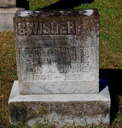 TIPTON SWISHER, MARY ANN - Gallia County, Ohio | MARY ANN TIPTON SWISHER - Ohio Gravestone Photos