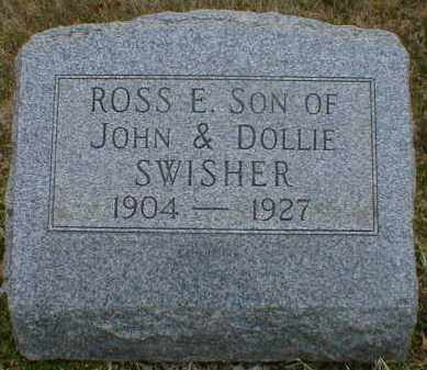 SWISHER, ROSS - Gallia County, Ohio | ROSS SWISHER - Ohio Gravestone Photos