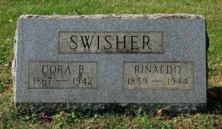 SWISHER, CORA B - Gallia County, Ohio | CORA B SWISHER - Ohio Gravestone Photos