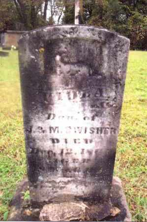 SWISHER, VIOLA - Gallia County, Ohio | VIOLA SWISHER - Ohio Gravestone Photos