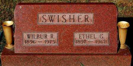 SWISHER, WILBUR R - Gallia County, Ohio | WILBUR R SWISHER - Ohio Gravestone Photos