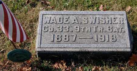 SWISHER, WADE A - Gallia County, Ohio | WADE A SWISHER - Ohio Gravestone Photos