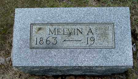 SWITZER, MELVIN A - Gallia County, Ohio | MELVIN A SWITZER - Ohio Gravestone Photos