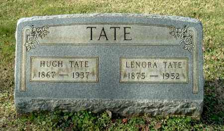 TATE, HUGH M - Gallia County, Ohio | HUGH M TATE - Ohio Gravestone Photos
