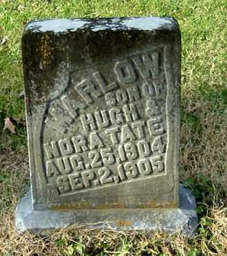 TATE, MARLOW - Gallia County, Ohio | MARLOW TATE - Ohio Gravestone Photos