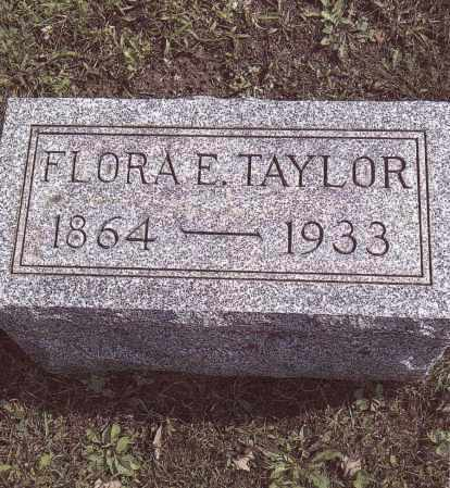 RUMFIELD TAYLOR, FLORA E.. - Gallia County, Ohio | FLORA E.. RUMFIELD TAYLOR - Ohio Gravestone Photos