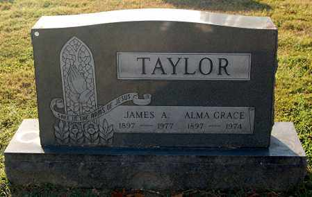 TAYLOR, ALMA GRACE - Gallia County, Ohio | ALMA GRACE TAYLOR - Ohio Gravestone Photos