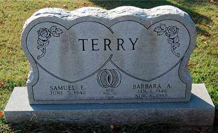 TERRY, BARBARA A - Gallia County, Ohio | BARBARA A TERRY - Ohio Gravestone Photos