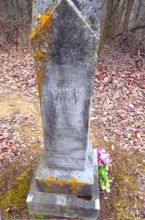 THOMAS, ANCEL - Gallia County, Ohio | ANCEL THOMAS - Ohio Gravestone Photos