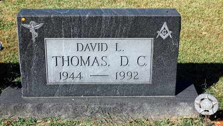 THOMAS, DAVID L - Gallia County, Ohio | DAVID L THOMAS - Ohio Gravestone Photos