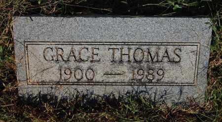 THOMAS, GRACE - Gallia County, Ohio | GRACE THOMAS - Ohio Gravestone Photos