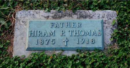 THOMAS, HIRAM P - Gallia County, Ohio | HIRAM P THOMAS - Ohio Gravestone Photos