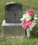 THOMAS, INFANT - Gallia County, Ohio | INFANT THOMAS - Ohio Gravestone Photos