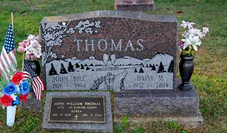 "THOMAS, JOHN ""BILL"" - Gallia County, Ohio 