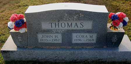 THOMAS, JOHN H - Gallia County, Ohio | JOHN H THOMAS - Ohio Gravestone Photos