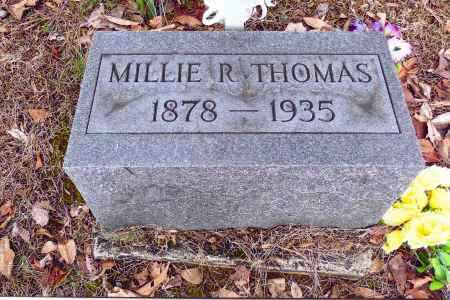 THOMAS, MILLIE R. - Gallia County, Ohio | MILLIE R. THOMAS - Ohio Gravestone Photos