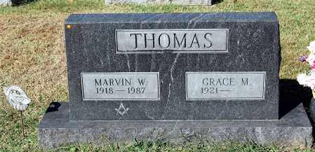 THOMAS, GRACE M - Gallia County, Ohio | GRACE M THOMAS - Ohio Gravestone Photos