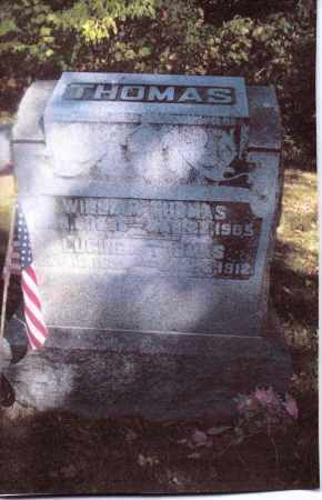 THOMAS, WILLIAM - Gallia County, Ohio | WILLIAM THOMAS - Ohio Gravestone Photos