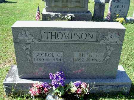 THOMPSON, RUTH F - Gallia County, Ohio | RUTH F THOMPSON - Ohio Gravestone Photos