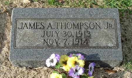 THOMPSON, JAMES A, JR. - Gallia County, Ohio | JAMES A, JR. THOMPSON - Ohio Gravestone Photos