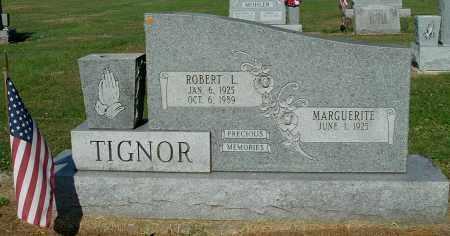 TIGNOR, MARGUERITE - Gallia County, Ohio | MARGUERITE TIGNOR - Ohio Gravestone Photos