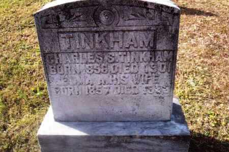GUTHRIE TINKHAM, ELMA A. - Gallia County, Ohio | ELMA A. GUTHRIE TINKHAM - Ohio Gravestone Photos