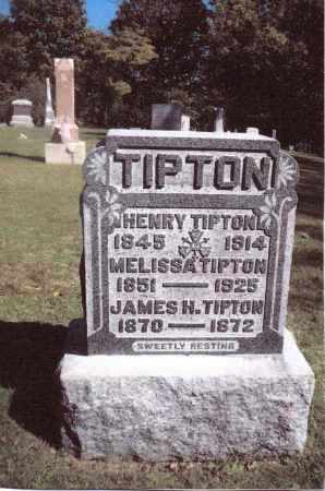 TIPTON, JAMES - Gallia County, Ohio | JAMES TIPTON - Ohio Gravestone Photos