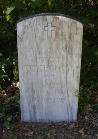 TITCHENELL, WILLIAM - Gallia County, Ohio   WILLIAM TITCHENELL - Ohio Gravestone Photos