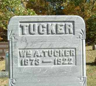 TUCKER, WM. A. - Gallia County, Ohio | WM. A. TUCKER - Ohio Gravestone Photos