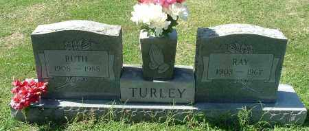 TURLEY, RUTH - Gallia County, Ohio | RUTH TURLEY - Ohio Gravestone Photos