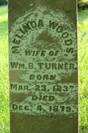 TURNER, MELINDA - Gallia County, Ohio | MELINDA TURNER - Ohio Gravestone Photos