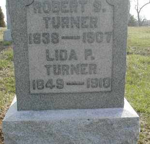 TURNER, ROBERT S. - Gallia County, Ohio | ROBERT S. TURNER - Ohio Gravestone Photos