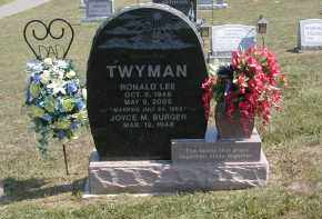 TWYMAN, RONALD - Gallia County, Ohio | RONALD TWYMAN - Ohio Gravestone Photos