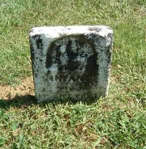 UNKNOWN, INFANT - Gallia County, Ohio | INFANT UNKNOWN - Ohio Gravestone Photos