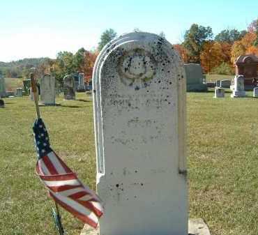 AMOS, JOHN P - Gallia County, Ohio | JOHN P AMOS - Ohio Gravestone Photos