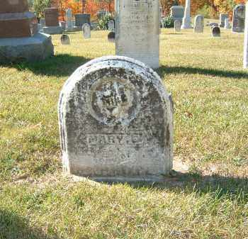 UNKNOWN, MARY E - Gallia County, Ohio | MARY E UNKNOWN - Ohio Gravestone Photos