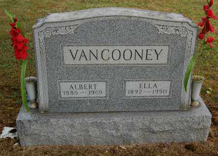VAN COONEY, ALBERT - Gallia County, Ohio | ALBERT VAN COONEY - Ohio Gravestone Photos