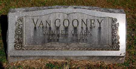 VAN COONEY, SAMUEL CLARK - Gallia County, Ohio | SAMUEL CLARK VAN COONEY - Ohio Gravestone Photos