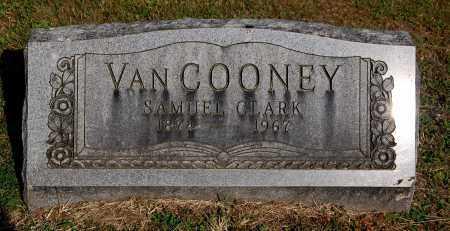 VAN COONEY, SAMUEL CLARK - Gallia County, Ohio | SAMUEL CLARK VAN COONEY - Ohio Gravestone Photos