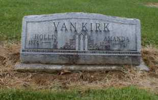 VAN KIRK, HOLLIS - Gallia County, Ohio | HOLLIS VAN KIRK - Ohio Gravestone Photos